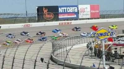 Texas Motor Speedway, sección: 422, fila: 15