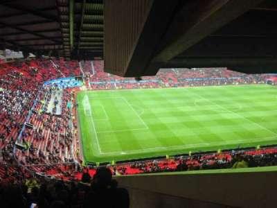 Old Trafford, sección: NE3424, fila: 35, asiento: 2