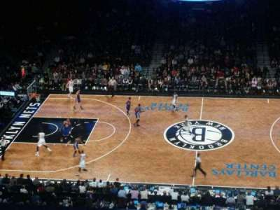 Barclays Center sección 207