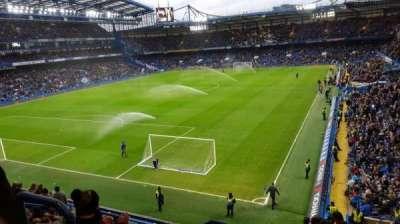Stamford Bridge, sección: The Shed End (Away End), fila: 12, asiento: 60