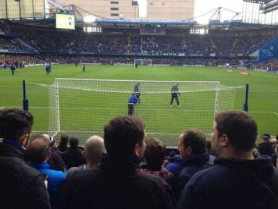 Stamford Bridge, sección: L12, fila: P, asiento: 80