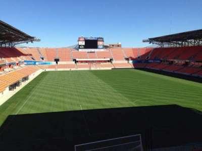 BBVA Compass Stadium, sección: 238, fila: J, asiento: 15