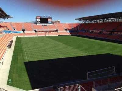 BBVA Compass Stadium, sección: 239, fila: J, asiento: 13
