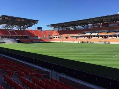 BBVA Compass Stadium, sección: 123, fila: F, asiento: 15