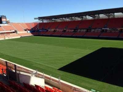BBVA Compass Stadium, sección: 202, fila: J, asiento: 13