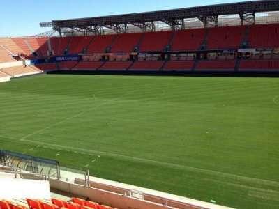 BBVA Compass Stadium, sección: 204, fila: J, asiento: 15