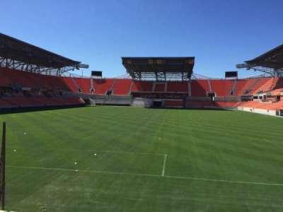 BBVA Compass Stadium, sección: 115, fila: F, asiento: 15