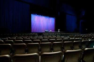 Microsoft Theater, sección: Orchestra Center Left, fila: F, asiento: 413