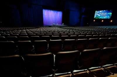 Microsoft Theater, sección: Orchestra Center Left, fila: S, asiento: 413