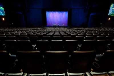 Microsoft Theater, sección: Orchestra Center, fila: SS, asiento: 314