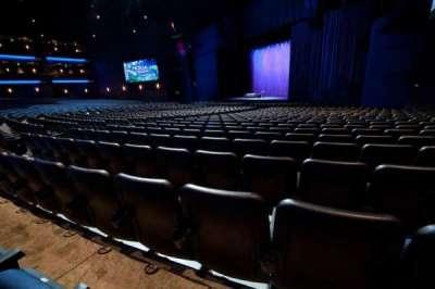 Microsoft Theater, sección: Orchestra Right, fila: S, asiento: 112