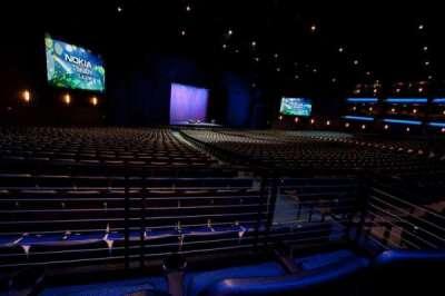 Microsoft Theater, sección: Orchestra Center Left, fila: SS, asiento: 404