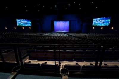 Microsoft Theater, sección: Orchestra Center, fila: SS, asiento: 316