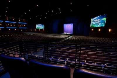 Microsoft Theater, sección: Orchestra Right, fila: SS, asiento: 105