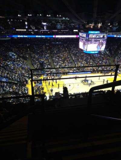 Oracle Arena, sección: 219, fila: 11, asiento: 1-2