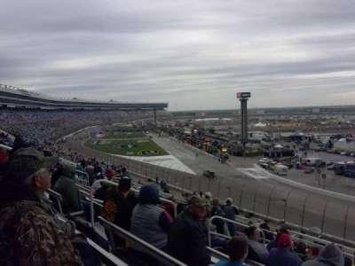 Texas Motor Speedway, sección: 134, fila: 42, asiento: 11