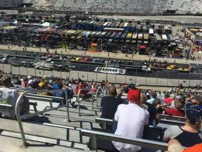 Bristol Motor Speedway, sección: AA Allison Towers, fila: 127, asiento: 13