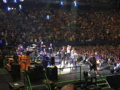 Rupp Arena, sección: 34, fila: E, asiento: 8