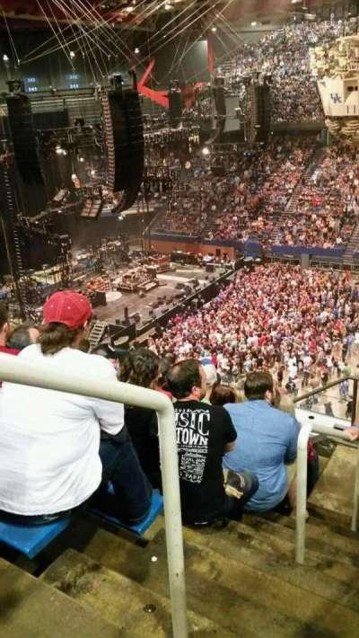 Rupp Arena, sección: 230, fila: J, asiento: 35