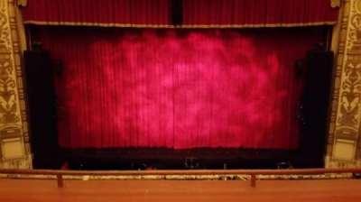 Cadillac Palace Theater, sección: Loge c, fila: C, asiento: 315