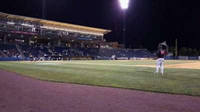 Richmond County Bank Ballpark, sección: 13, fila: A, asiento: 2