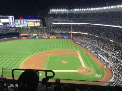 Yankee Stadium sección 423