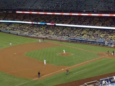 Dodger Stadium, sección: 31RS, fila: B, asiento: 13