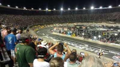 Bristol Motor Speedway, sección: Allison, fila: 33, asiento: 12