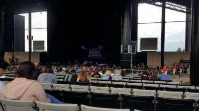 Hollywood Casino Amphitheatre (Tinley Park), sección: 204, fila: BBB, asiento: 12