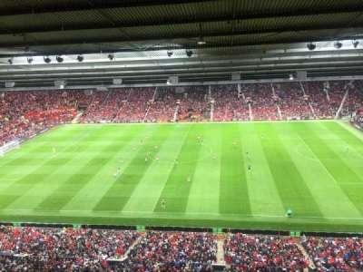 Old Trafford, sección: N4405, fila: 1, asiento: 94