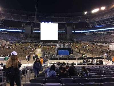 MetLife Stadium, sección: 126, fila: 15, asiento: 25,26