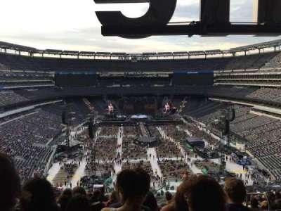 MetLife Stadium, sección: 227B, fila: 15, asiento: 2