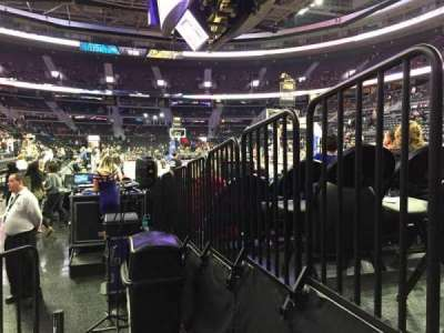 The Palace of Auburn Hills, sección: 122, fila: Cc, asiento: 7
