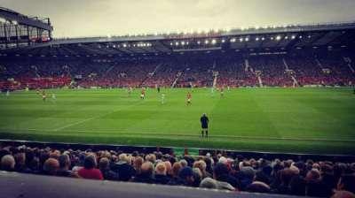Old Trafford, sección: Sir Alex Ferguson Stand