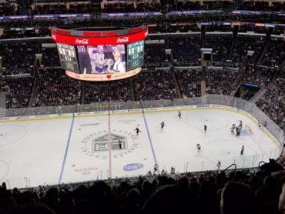 Staples Center, sección: 301, fila: 15, asiento: 10