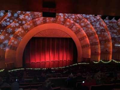 Radio City Music Hall, sección: 2nd Mezzanine 6, fila: G, asiento: 604