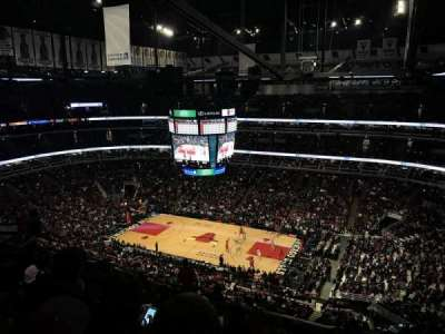 United Center, sección: 332, fila: 14, asiento: 12