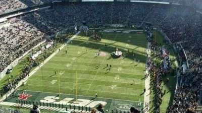 MetLife Stadium, sección: 349, fila: 19, asiento: 22