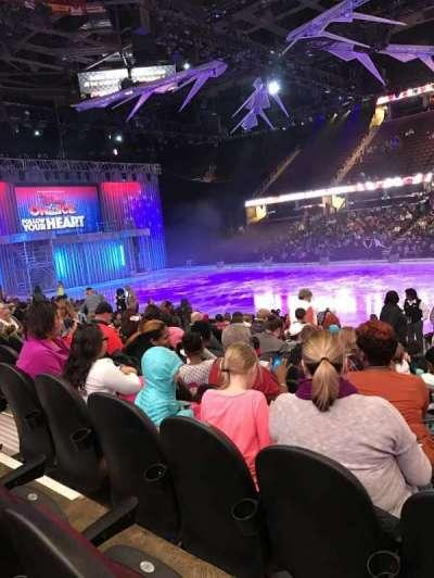 Quicken Loans Arena, sección: 127, fila: 12, asiento: 6
