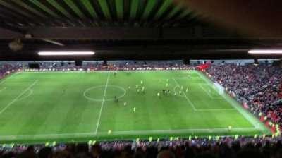 Old Trafford, sección: N4405, fila: 19, asiento: ?