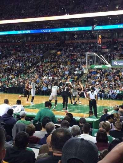 Photos Of The Boston Celtics En Td Garden