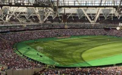 London Stadium sección 229