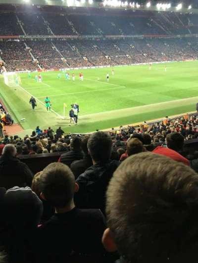 Old Trafford, sección: Fam