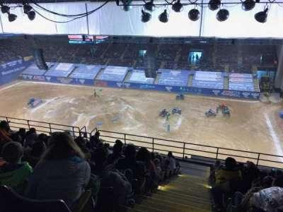 Royal Farms Arena, sección: 304, fila: M, asiento: 13