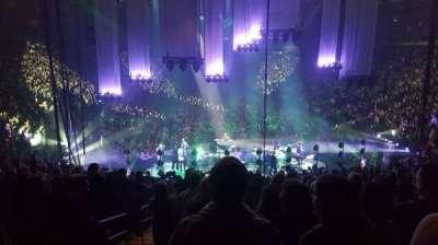 Madison Square Garden, sección: 112, fila: 22, asiento: 5