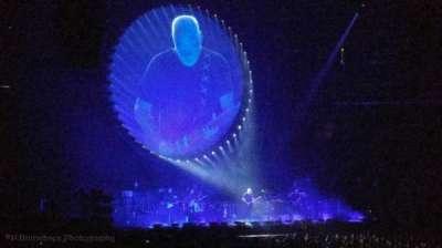 Madison Square Garden, sección: 119, fila: 9, asiento: 1