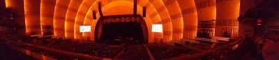 Radio City Music Hall, sección: 1st mezzanine 3, fila: A, asiento: 303
