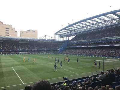 Stamford Bridge, sección: MHL, fila: S, asiento: 131