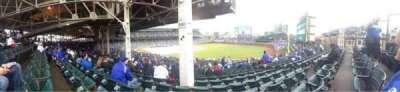 Wrigley Field, sección: 240, fila: 24, asiento: 107