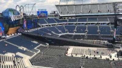 Camping World Stadium, sección: 237, fila: K, asiento: 13